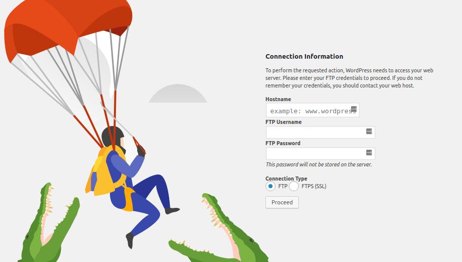 5min Fix: WordPress Asking for FTP Credentials